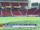 Authorities beef up Super Bowl security