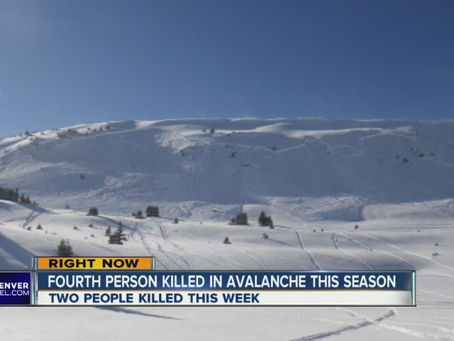 Avalanches kill two in a week, danger remains considerable for the backcountry