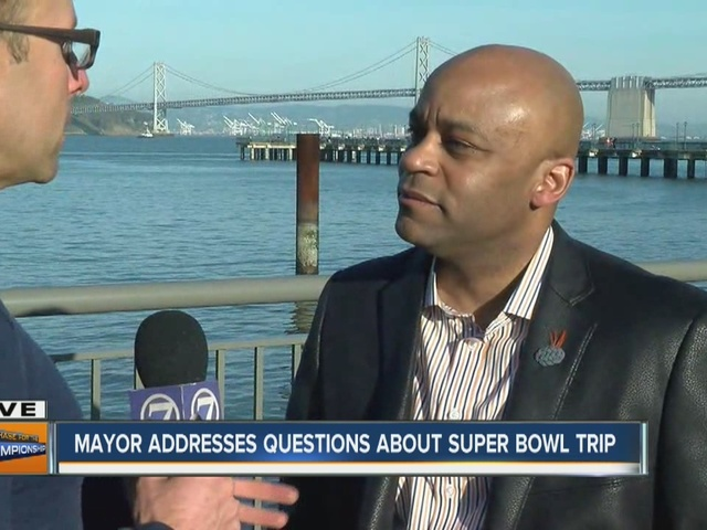 Denver Mayor's use of city funds for Super Bowl trip ruled ethical