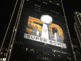 PHOTOS: San Francisco goes big for Super Bowl