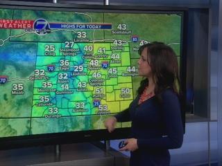 Denver Broncos game day forecast looking good