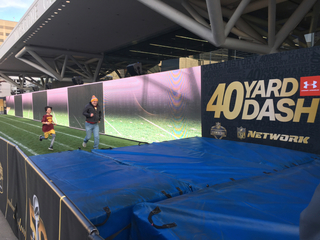 NFL Experience in San Francisco