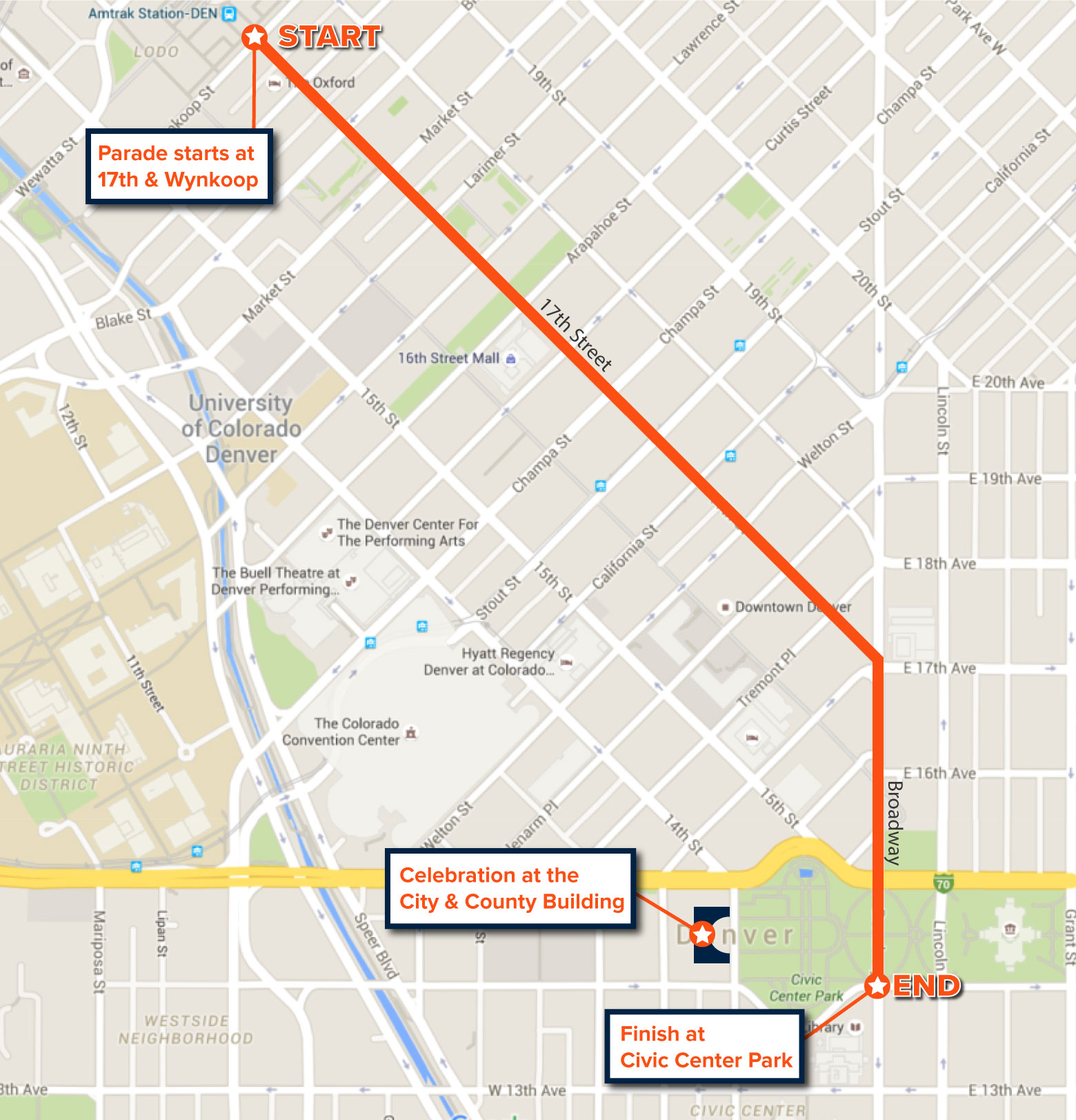 Broncos Super Bowl Parade What You Need To Know