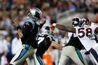 Broncos defense dominates Panthers