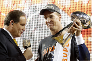 Peyton's 'Budweiser' comment a retirement hint?