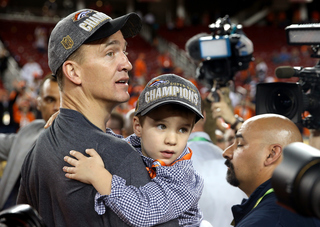 Manning soaks in Super Bowl 50 win