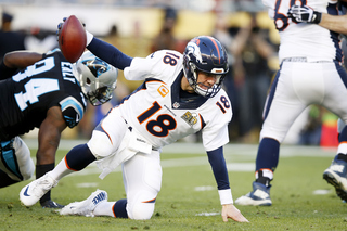 PHOTOS: Big plays in Super Bowl 50