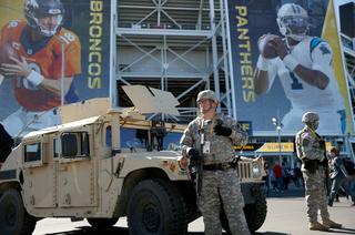 PHOTOS: Sights at Super Bowl 50
