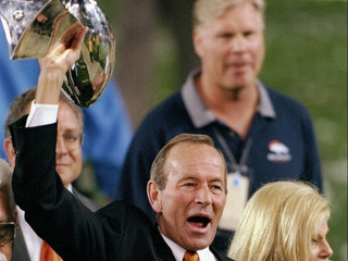 'This one's for Pat!' was Elway's rallying cry