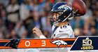 Broncos score first, up 3-0 at Super Bowl