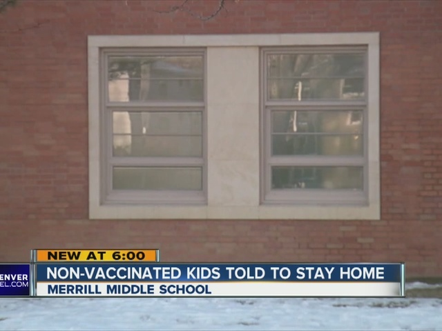 Children without Chicken Pox vaccine barred from school until Feb. 23rd
