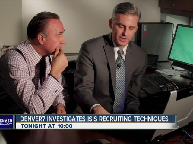 Monday night at 10 p.m. What terrorists are doing to target Colorado teens
