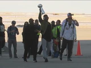 Broncos bring home Vince Lombardi Trophy
