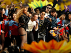 Bruno Mars and Beyonce overshadow Coldplay