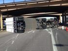 NB I-25 closed at Highway 34 in Loveland