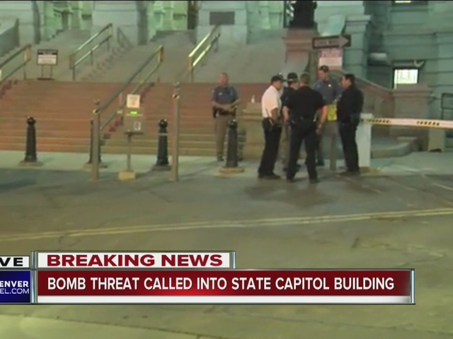 Colorado State Patrol investigates threat at State Capitol