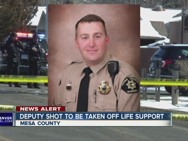 Family of wounded Mesa County Deputy releases statement