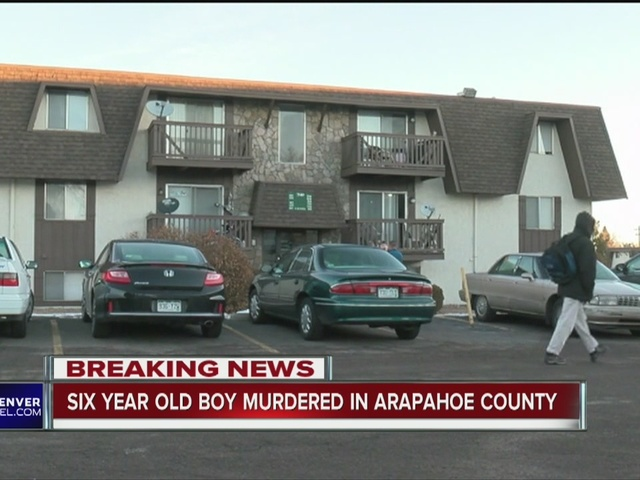 6-year-old found murdered in Arapahoe County