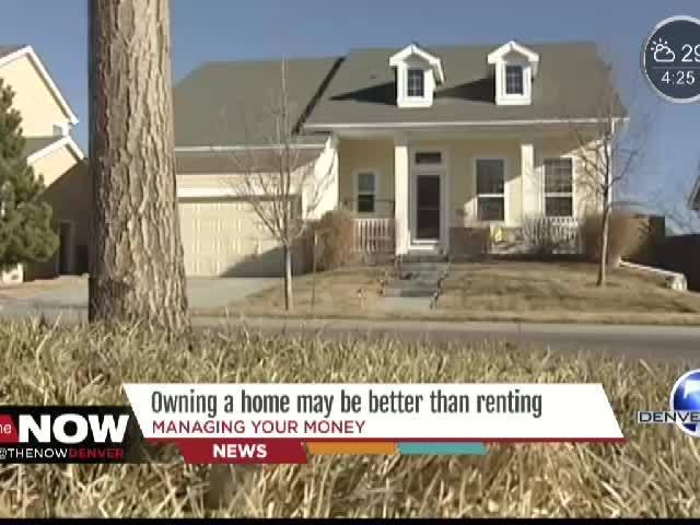 Owning a Home May Be Better Than Renting