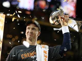That pay cut Manning took? He got it all back!