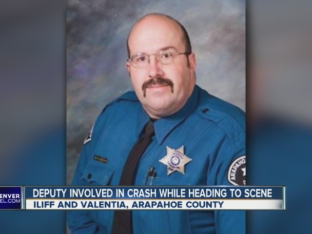 Arapahoe County Sheriff's Office deputy still in critical condition