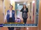 Grandchild's illness leads to volunteer work