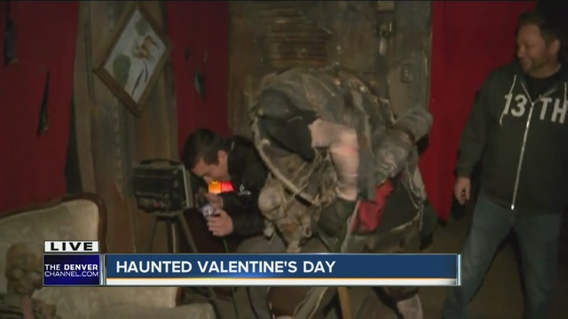 Skip Romance And Get Spooked At Denveru0027s 13th Floor Haunted House  Valentineu0027s Day Event