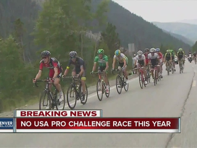 No USA Pro Challenge race this year