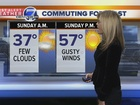 Temps climb into 60s, even 70s this week
