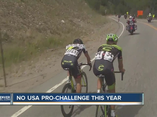 No USA pro-challenge this year