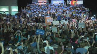 Bernie Sanders draws estimated 18,000 in Denver