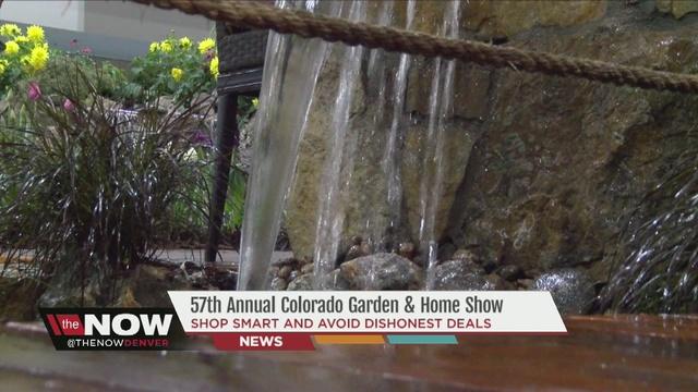 57th Annual Colorado Garden Home Show Shop Smart And