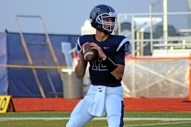 Valor christian quarterback dylan mccaffrey announced for M go fish