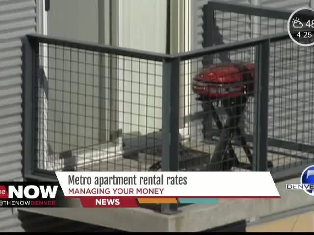 Metro Apartment Rental Rates