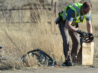 Bicyclist seriously hurt in US 36 hit-and-run