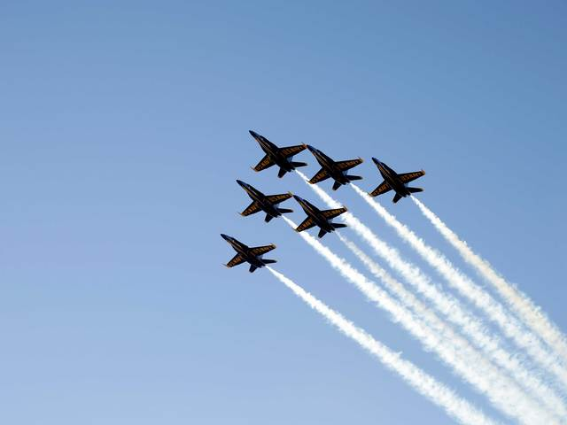 Pilot Blue Angels Will Fly Again When The Time Is Right