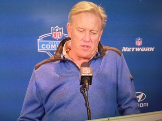 Elway updates the Manning and Miller situations