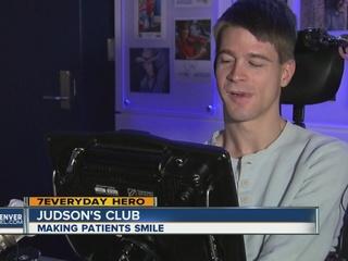 Volunteer bring smiles to patients at Children's