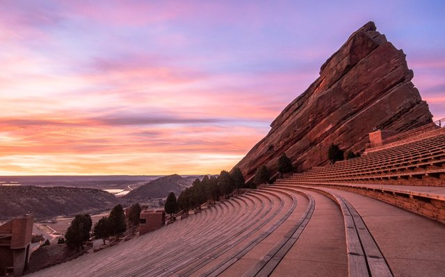 Denver, Red Rocks sued over disability access