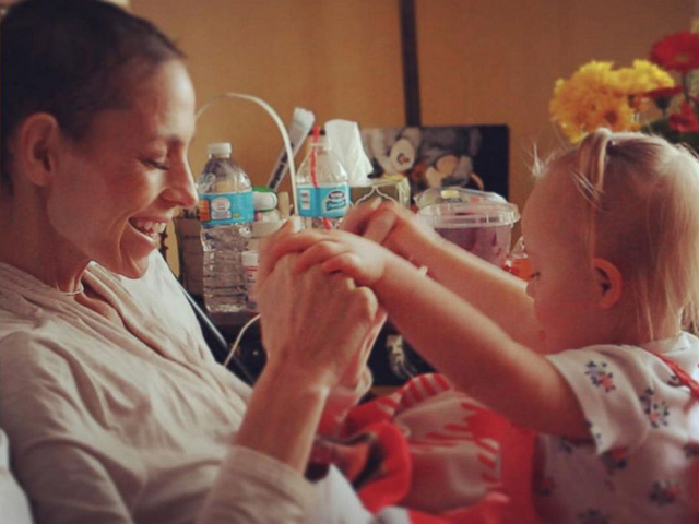 Joey and Rory Feek's Latest Update Includes Touching Move by Oldest Daughter