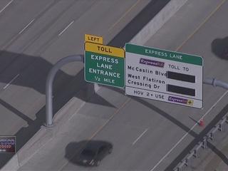 US 36 express lane tolls to begin March 30
