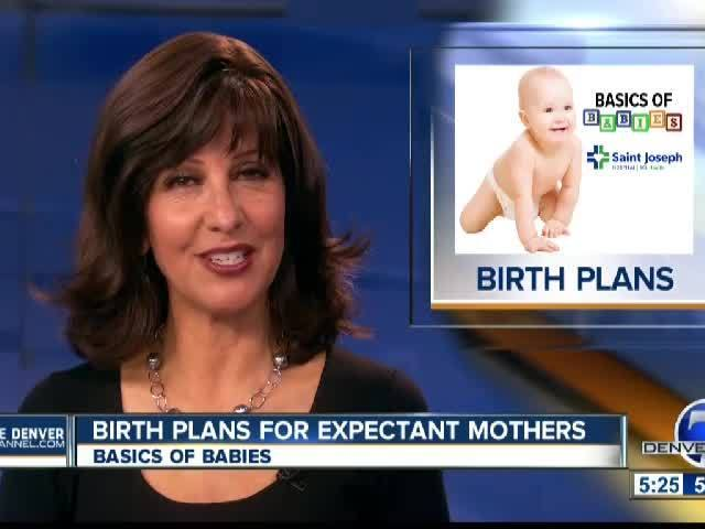 New Trend: Birth Plans