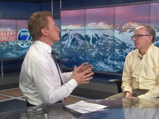 Snowpack, temperature impacted by climate change