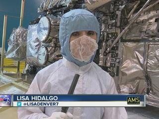 Colorado satellite to improve weather warnings