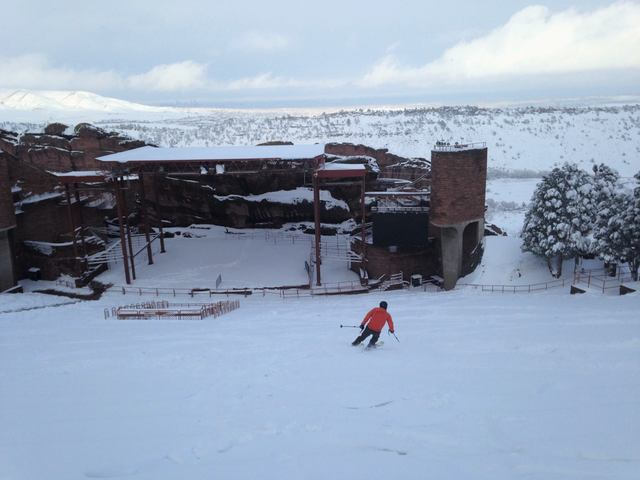 Image result for red rocks skiing