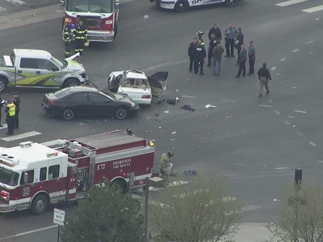 Hammond Car Chase Crash