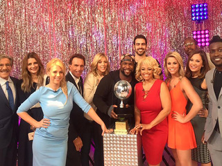 First elimination from DWTS is...