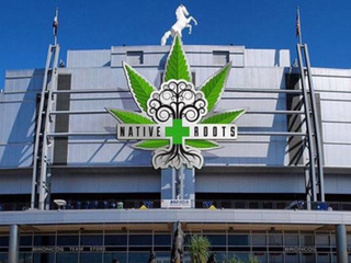 Pot dispensary wants name on Mile High Stadium