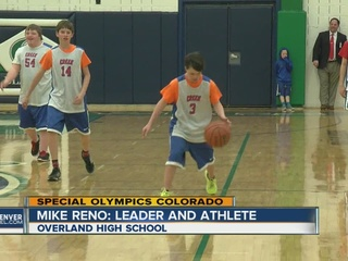 Mike Reno: Athlete and leader at Overland HS