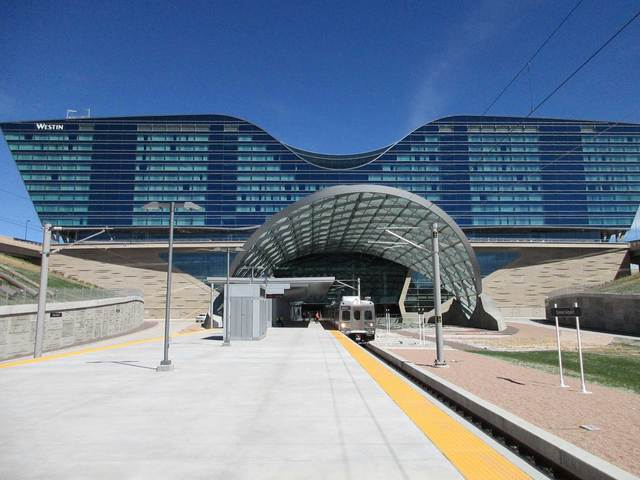 Travel by Denver Airport Rail | VISIT DENVER